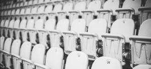Estadio vacio Covid